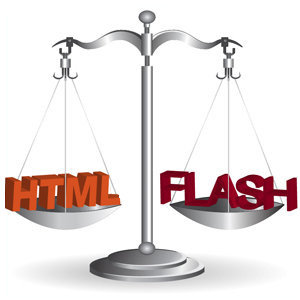Why is HTML better than Flash?