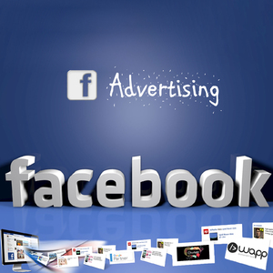 Advertise via Facebook